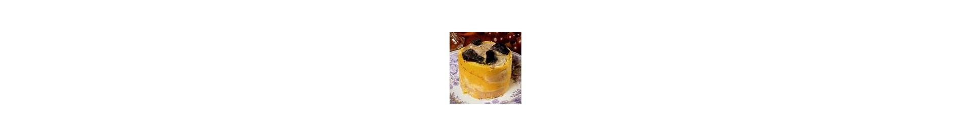 Foie gras entier Truffé